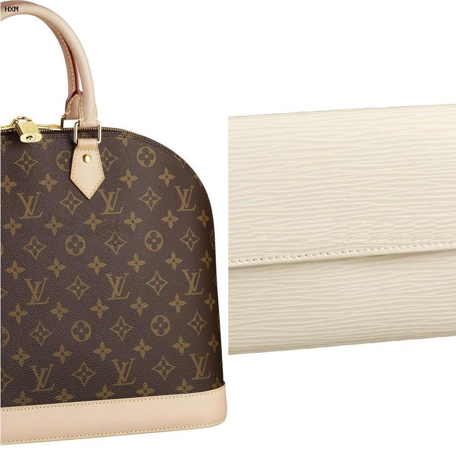 louis vuitton alma mm epi leather